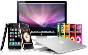 Продукция компании Apple