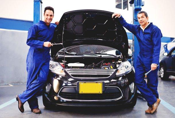 Бизнес в 2015 - ремонт автомобилей