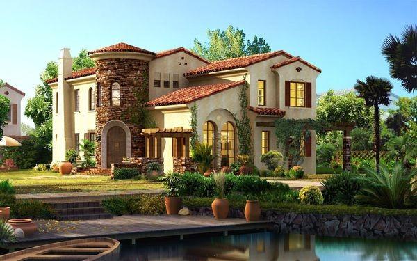Качественный дом