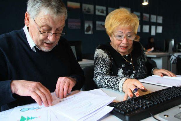 Единовременная помощь пенсионерам в январе 2017