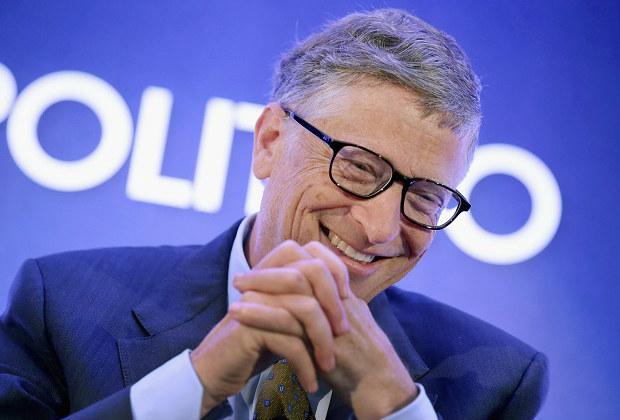 Билл Гейтс самый богатый человек