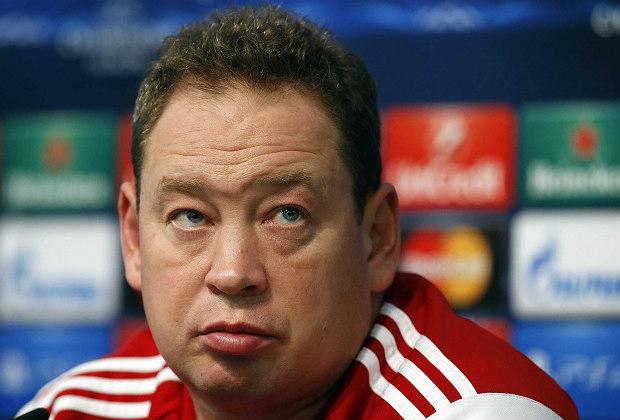 Слуцкий тренер сборной России