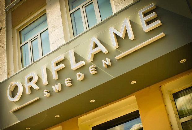 Работа в Oriflame через интернет