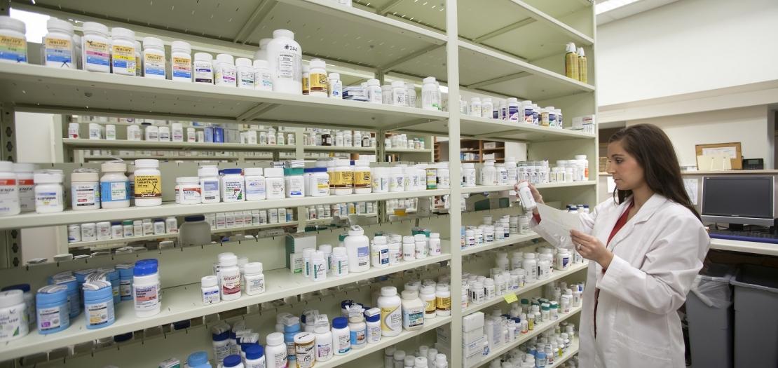 Цены в аптеке