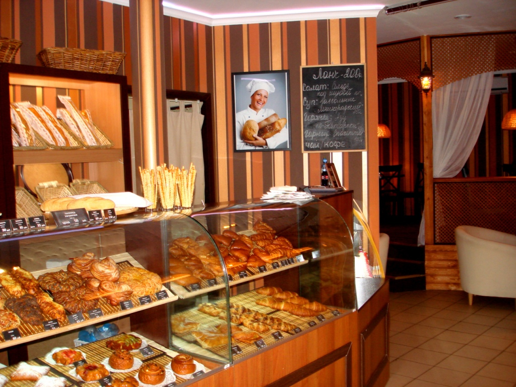 Дизайны мини пекарен