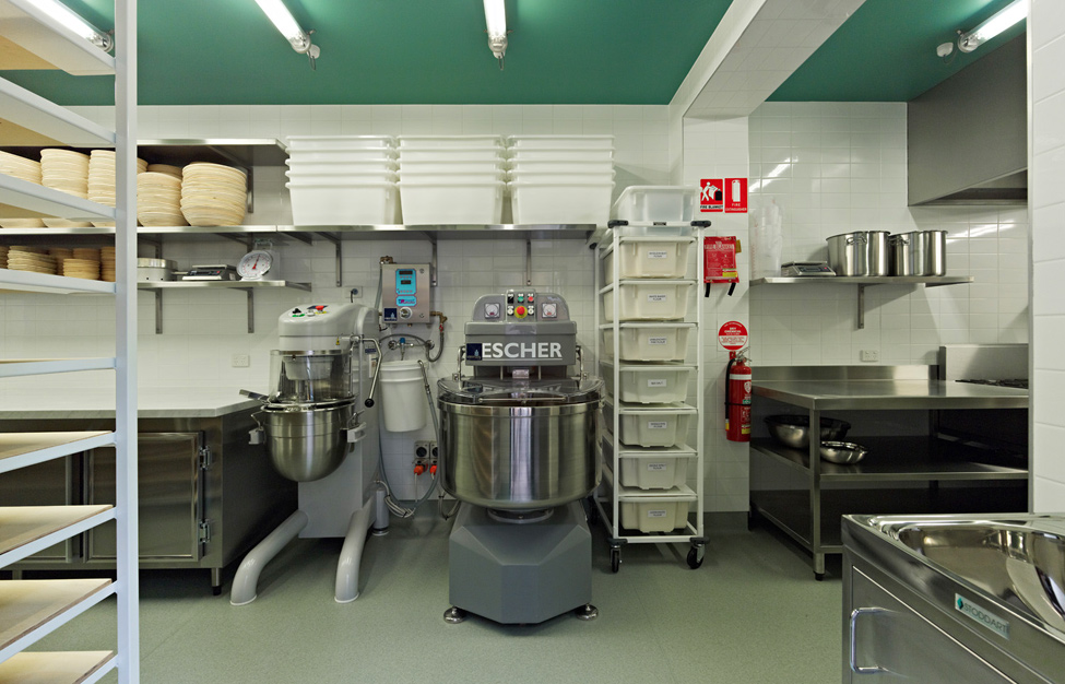Дизайн мини пекарни фото