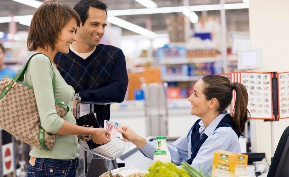 Продуктовый супермаркет
