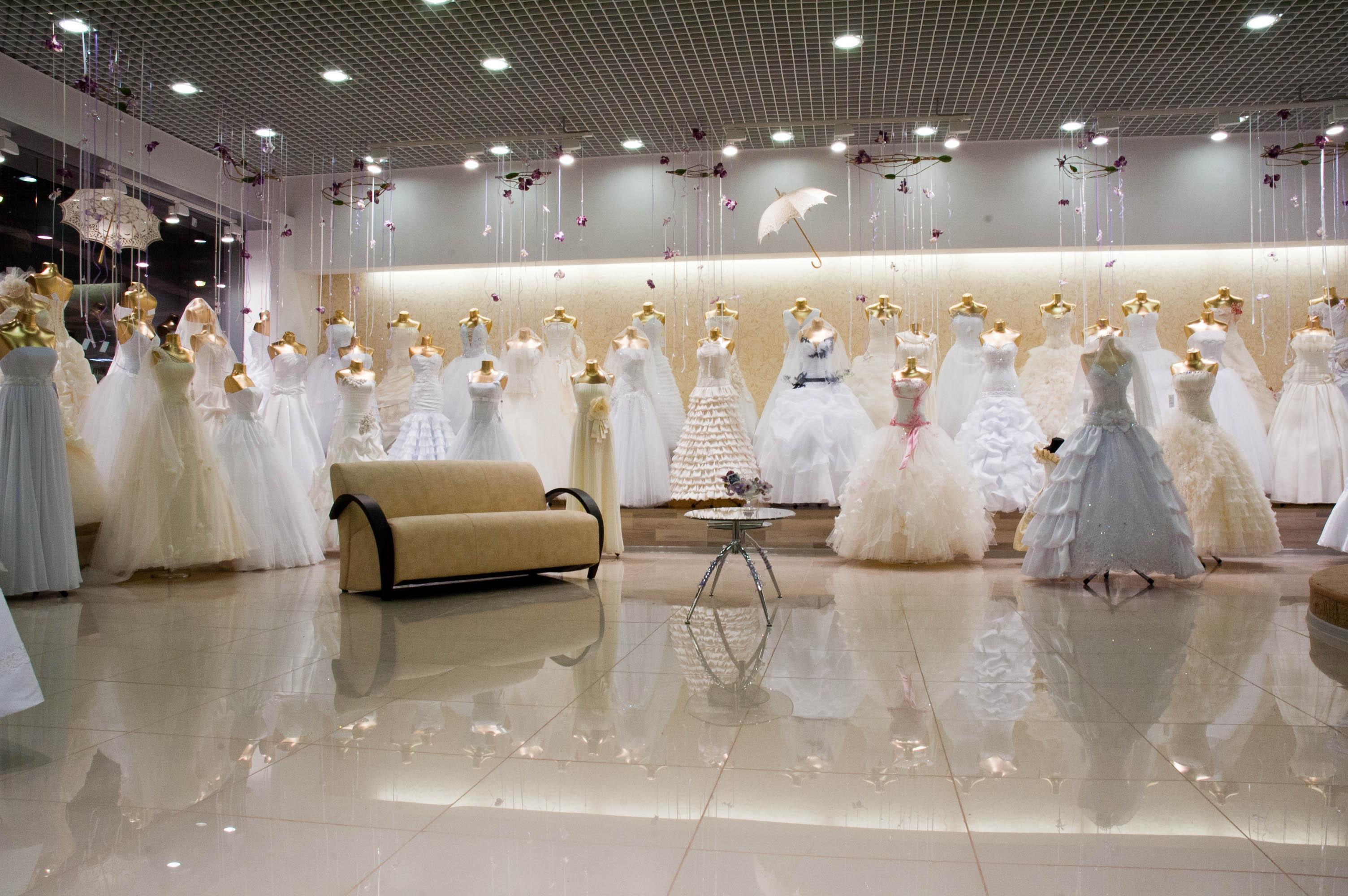 Свадебный салон фото 2 фотография
