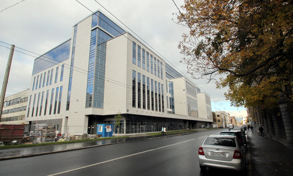 Оптимальный размер бизнес центра