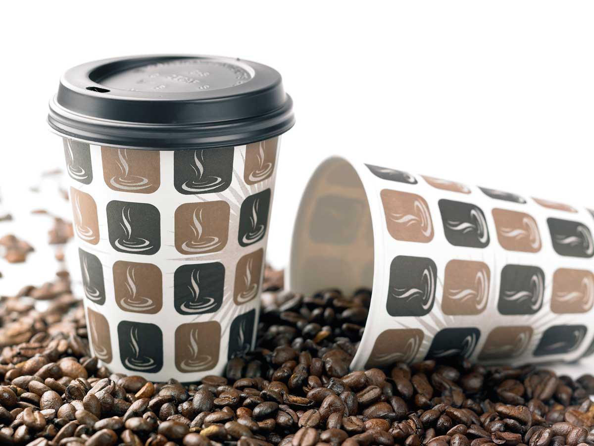 Стаканчики для кофе