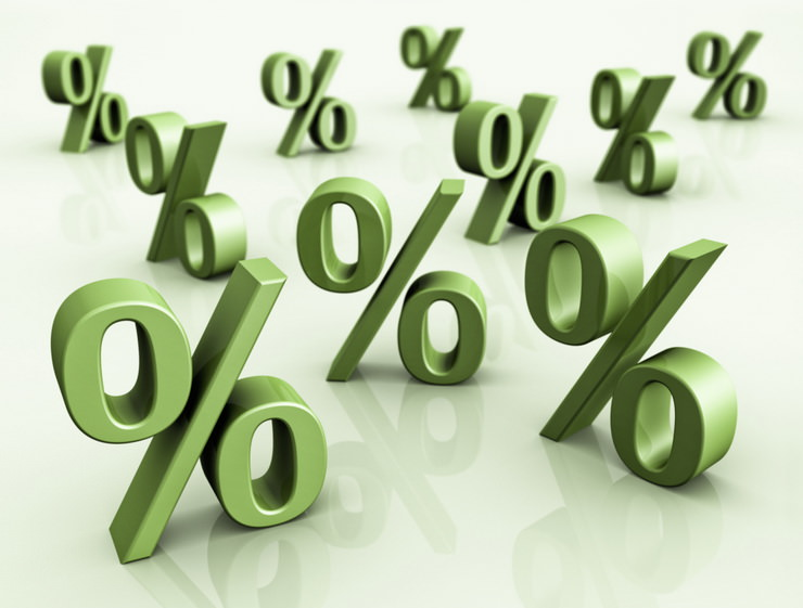 Проценты при займе на карту