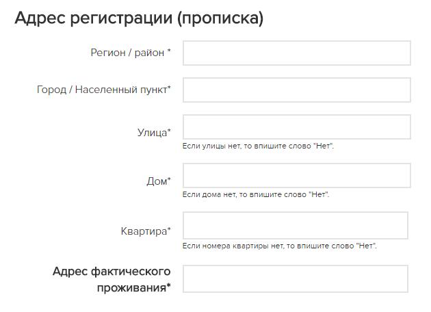 """""""Деньги будут"""" паспортные данные"""