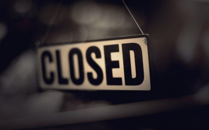 Закрытие МФО