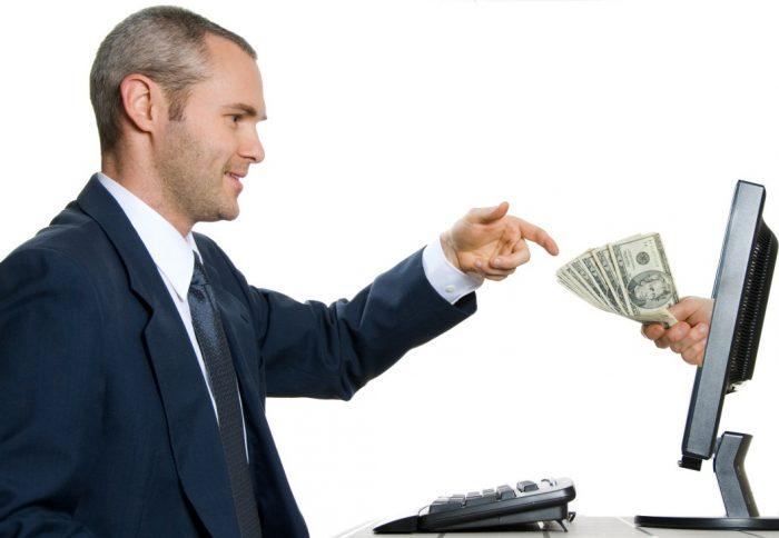 Выдача кредита в Оneclickmoney