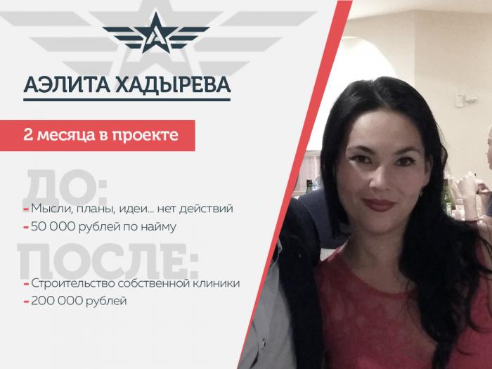 """Повышение дохода участников проекта """"Армия"""""""
