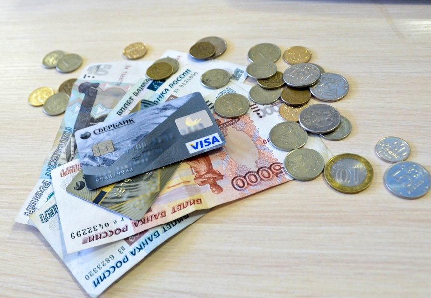 Обналичивание денежных средств с кредитной карты