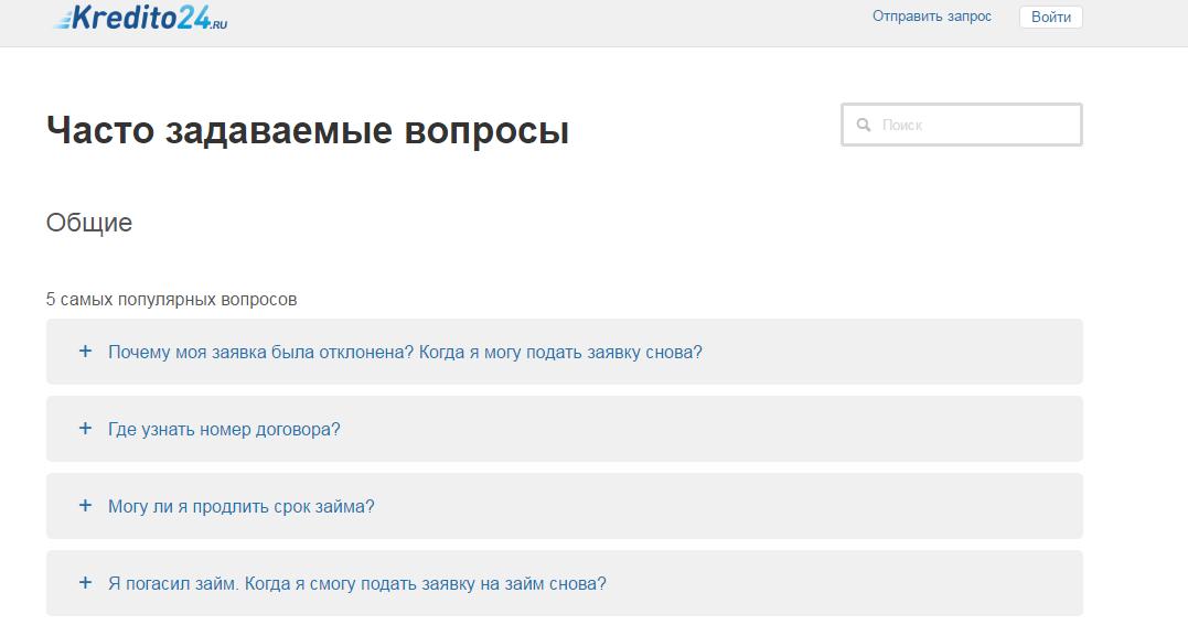 Самые популярные вопросы