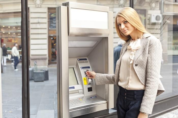 Распечатка баланса в банкомате