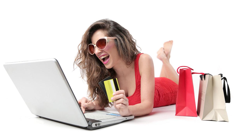 Приобретение товаров в интернете