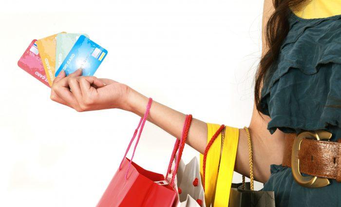Кредитки и покупки