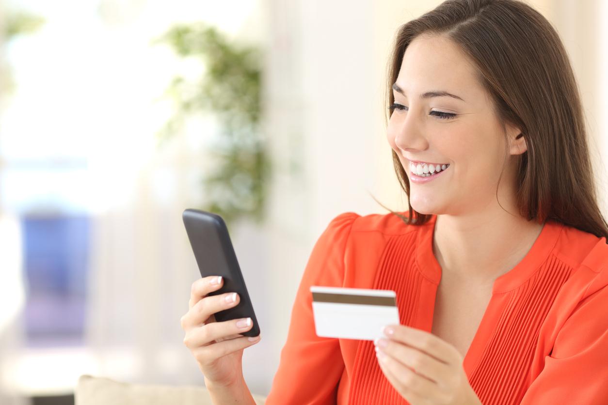 Пополнение мобильного через платёжный инструмент