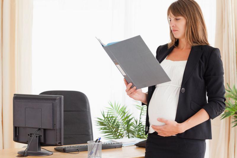 Может ли наниматель уволить беременную женщину 1149